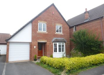 Thumbnail 4 bed detached house for sale in Saxon Close, Oake, Taunton