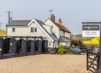 Thumbnail 3 bed cottage for sale in Newbridge Road, Layer Marney, Colchester