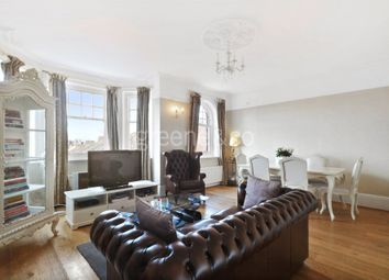 Thumbnail 3 bedroom flat for sale in Smyrna Road, West Hampstead, London
