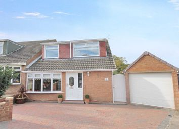 Thumbnail 4 bed semi-detached house for sale in Medway Close, Skelton-In-Cleveland, Saltburn-By-The-Sea