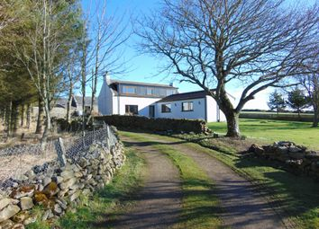Thumbnail 3 bed detached house for sale in Sunnybrae Sunnybrae, New Aberdour