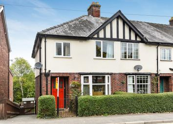 Thumbnail 4 bed end terrace house for sale in Tremont Road, Llandrindod Wells