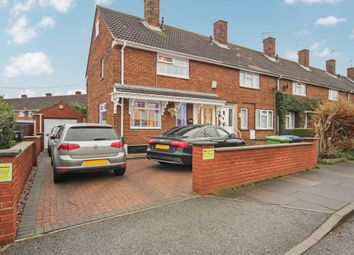 Thumbnail 2 bed end terrace house for sale in Stephenson Way, Newton Aycliffe