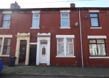 Thumbnail 4 bedroom terraced house for sale in Norris Street, Preston, Lancashire