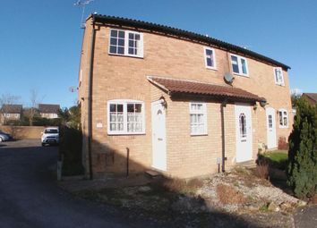 Thumbnail 2 bed end terrace house to rent in Falcon Way, Ashford, Kent