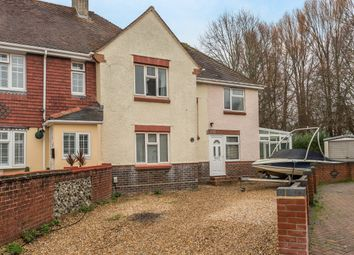 Thumbnail 3 bed end terrace house for sale in Brighstone Road, Cosham, Portsmouth
