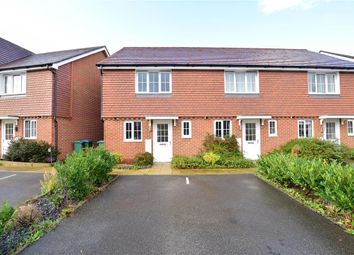 Thumbnail 2 bed end terrace house for sale in Roman Lane, Southwater, Horsham, West Sussex