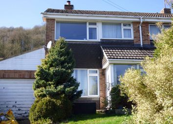 Thumbnail 3 bed semi-detached house for sale in Hollywell Road, Mitcheldean
