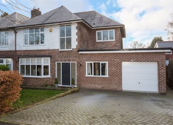 Thumbnail 4 bed semi-detached house for sale in Albert Road West, Bolton