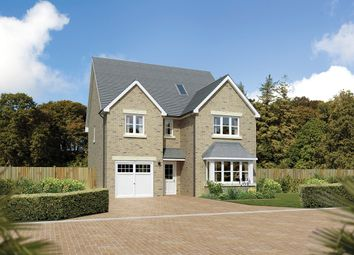 "Thumbnail 6 bed detached house for sale in ""Merrington"" at Troon"