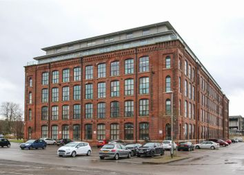 Thumbnail 3 bed flat to rent in Victoria Mill, Houldsworth Street, Reddish, Stockport