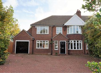 Thumbnail 5 bed semi-detached house for sale in Melrose Avenue, Sutton Coldfield