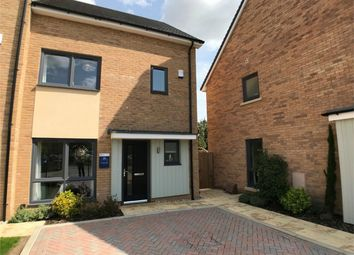 Thumbnail 3 bed terraced house to rent in Anderson Drive, Peterborough, Cambridgeshire