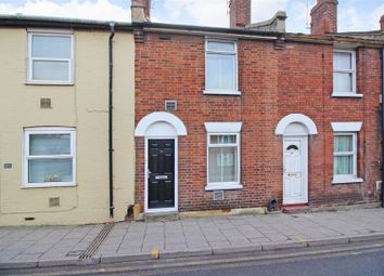 Thumbnail 2 bed terraced house for sale in Military Road, Canterbury