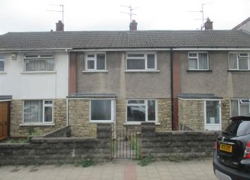 Thumbnail 1 bed terraced house to rent in Main Street, Barry