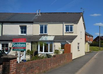 Thumbnail 3 bedroom end terrace house for sale in Chapel Street, Tiverton