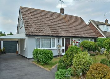 Thumbnail 2 bed detached bungalow for sale in Springfields, Dunmow