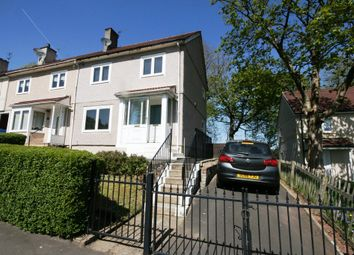 Thumbnail 3 bedroom end terrace house for sale in Lamont Road, Balornock, Glasgow