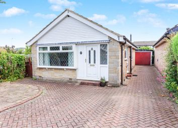 Thumbnail 2 bed detached bungalow for sale in Greenbanks Close, Leeds