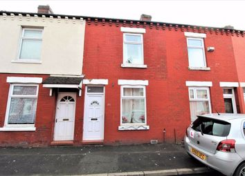 Thumbnail 2 bed terraced house for sale in Smart Street, Longsight, Manchester