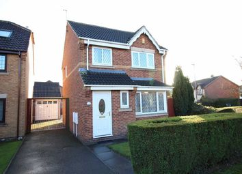 Thumbnail 3 bed detached house for sale in Tissington Drive, Oakwood, Derby