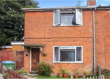 Thumbnail 4 bed semi-detached house for sale in Freshfield Square, Freemantle, Southampton