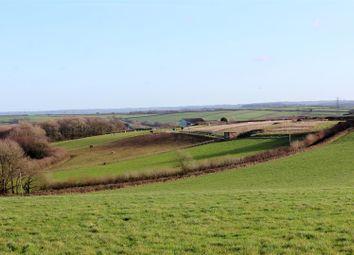 Thumbnail Land for sale in Swimbridge, Barnstaple
