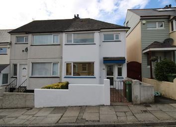 Thumbnail 3 bed end terrace house for sale in Haroldsleigh Avenue, Crownhill, Plymouth