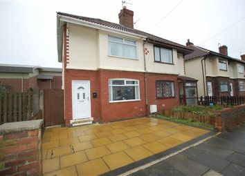 Thumbnail 2 bed semi-detached house for sale in Warrenhouse Road, Brighton-Le-Sands, Liverpool