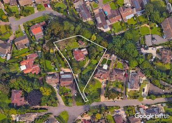 Thumbnail 3 bed detached house for sale in Sea Lane Gardens, Ferring, Worthing