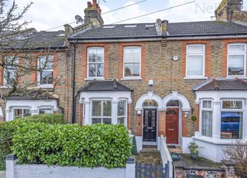 Thumbnail 3 bed terraced house for sale in Granville Road, South Woodford, London