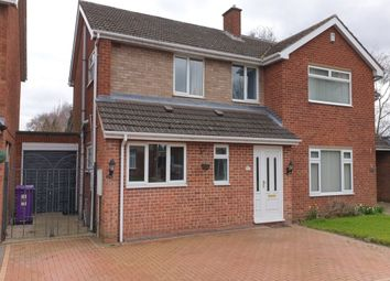 Thumbnail 3 bed semi-detached house to rent in Raymond Gardens, Wolverhampton
