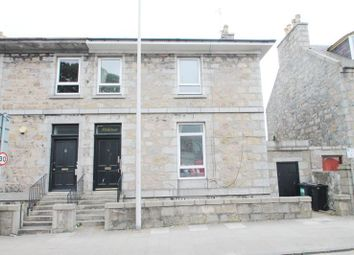 Thumbnail 2 bedroom maisonette for sale in 5, Caroline Place, Aberdeen Aberdeenshire AB252Th