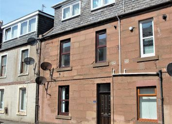 Thumbnail 1 bed flat to rent in Queen Street, Arbroath, Angus
