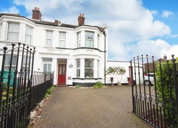 Thumbnail 4 bed semi-detached house for sale in Vista Road, Clacton-On-Sea