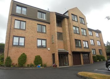 Thumbnail 2 bed flat for sale in Elvan Court, Motherwell