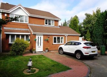 Thumbnail 5 bed detached house for sale in The Shires, Droylsden, Manchester