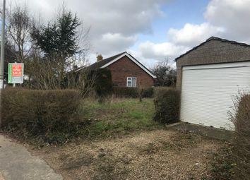 Thumbnail Land for sale in Silfield Road, Wymondham