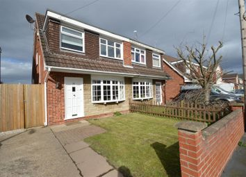 Thumbnail 3 bed semi-detached house to rent in Beech Avenue, Upton, Wirral