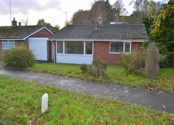 Thumbnail 2 bed detached bungalow for sale in Wallbridge Drive, Leek
