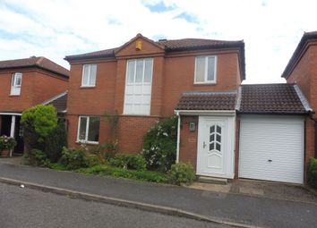 Thumbnail 3 bed link-detached house for sale in Attingham Hill, Great Holm, Milton Keynes