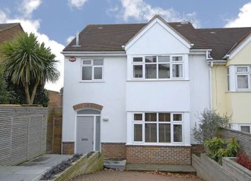 Thumbnail 4 bed semi-detached house for sale in Ringmore View, Forest Hill, London