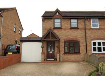 Thumbnail 3 bed semi-detached house for sale in Dyke Road, Armitage, Rugeley