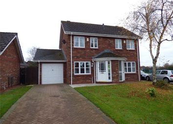 Thumbnail 2 bed semi-detached house for sale in Summerfields, Dalston, Carlisle