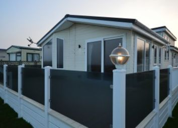 Thumbnail 2 bed mobile/park home for sale in Broadland Sands, Coast Road, Corton
