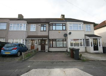 Thumbnail 3 bed terraced house to rent in Warley Avenue, Chadwell Heath, Romford