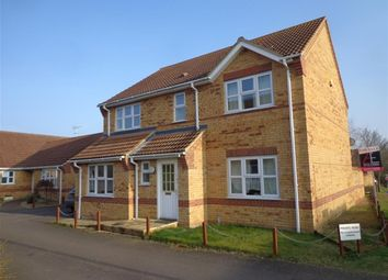 Thumbnail 4 bedroom detached house to rent in Briscoe Way, Lakenheath, Brandon