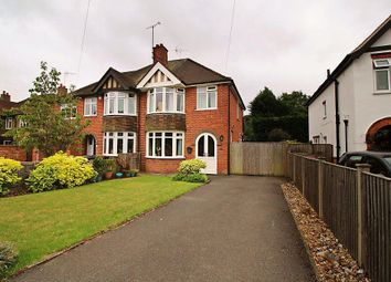 Thumbnail 3 bed semi-detached house for sale in Highmoor Road, Caversham, Reading