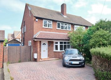 Thumbnail 3 bed semi-detached house for sale in Charterhouse Road, Orpington
