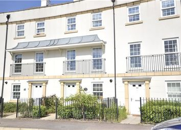 Thumbnail 4 bed town house for sale in Guan Road, Brockworth, Gloucester